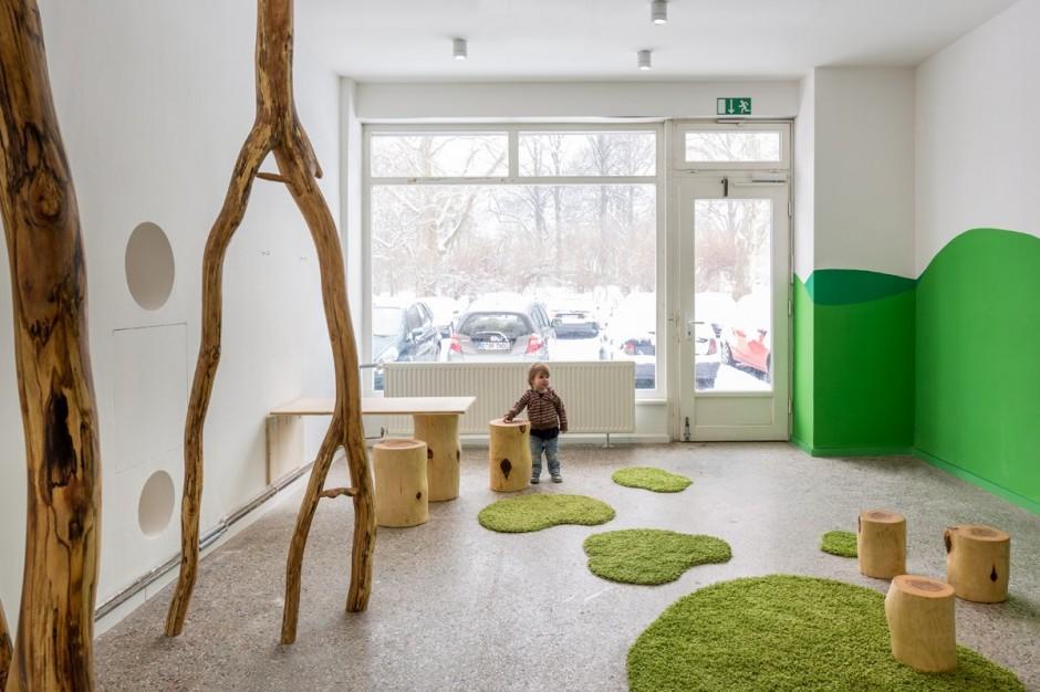 天津德国自然幼儿园(装修,装饰) - 天津河北万森装饰